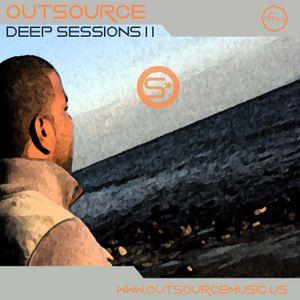 """""""Deep Sessions II"""" ~ Liquid Drum & Bass Mix 2015"""