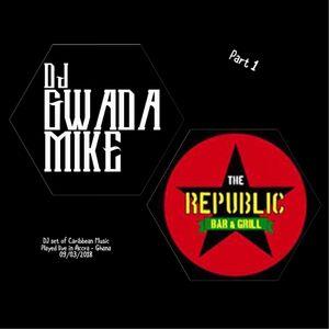 DJ Set at The Republic Bar in Accra - Ghana | Part 1