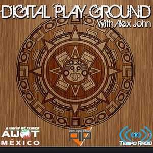 AWOT MX pres.DIGITAL PLAYGROUND(powered by Phoenix Trance Promotions) 13082015