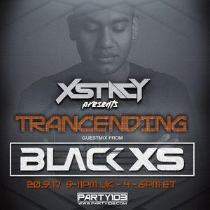 Xstacy - Trancending Special Guest BLACK XS