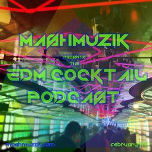 MashMuzik's EDM Cocktail Podcast (Febuary 2013)