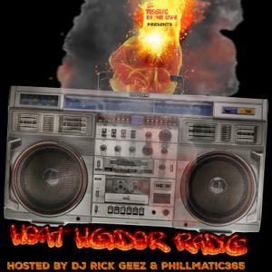 Heat Holder Radio 005 4th qt 2019