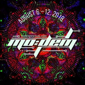 Dubnotic @ MoDem Festival Seed Stage 2018