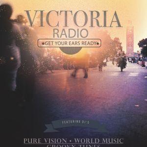 DJ Garfield Session on Victoria Radio