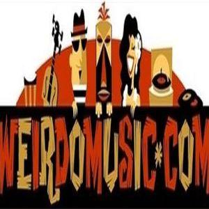 Vreemde Geluiden 44, Weirdomusic Radio special 2.2