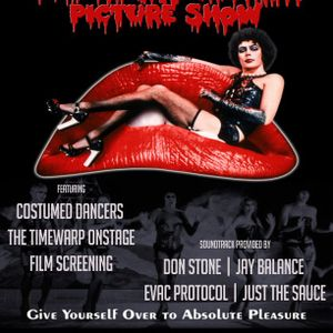 Don Stone Live at Rocky Horror Picture Rave