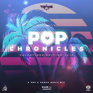 DJ TOPHAZ - POP CHRONICLES