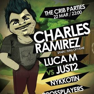 The Crib presents: Charles Ramirez