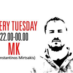 "Mk ""Backyard Grooves Radio Show"" @ Extreme Radio 15.01.2013"