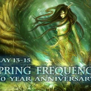 The Wizard Live at Spring Frequency 2016-05-13