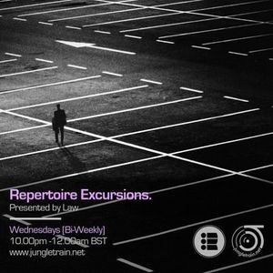 Law & Ben - Repertoire Excursion 35 (Best of 2018 - Extended Show) - [30/12/18]