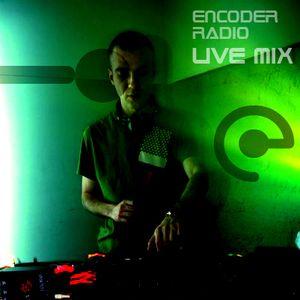 ENCODER RADIO-----LIVE MIX------PEDJA/TEKTONIKA/9.7.2011