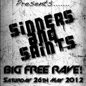 Just Jess Sinners and Saints promo mix