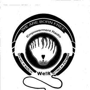 20170823 #WeRadio! Show by Moro. Stress free out of hatred and racism.