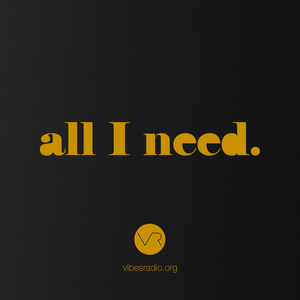 """All I Need"" Radio Show pres. DJ IHOU"