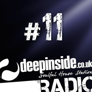 DEEPINSIDE - Soulful House Station #11