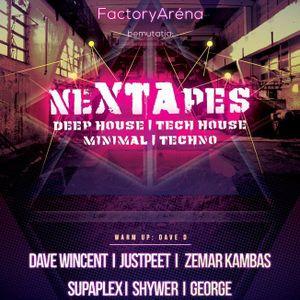 Dave D @ Factory Arena 09112013
