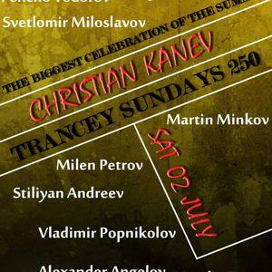 Christian Kanev - Trancey Sundays 250 - Milen Petrov Guestmix