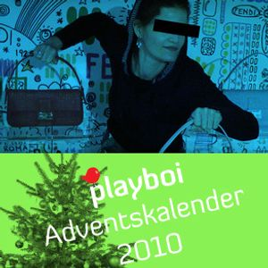 Playboi Blog - Adventskalender Mix (Dec 2010)