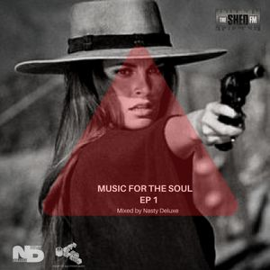 Music for the Soul Ep 1 - Shed FM Kork - Ireland - Mixed by Nasty Deluxe
