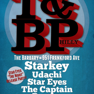 Udachi live @ The Barbary :: T&B Philly - 1/17/2012