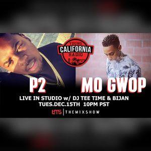Young California Radio 12/15/2015 (P2 & Mo Gwop)