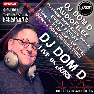 Dj Dom D Presents Sunday AudioFilez Live On HBRS 22 -10 -17