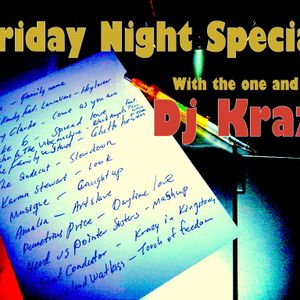 Friday night special (Brand new blues - Put on your dancing shoes)