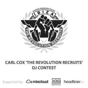 The Revolution Recruits DJ Contest by DJ DEEM