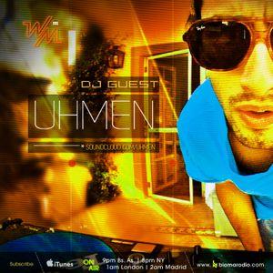 We Must Radio Show #21 - Uhmen - interview