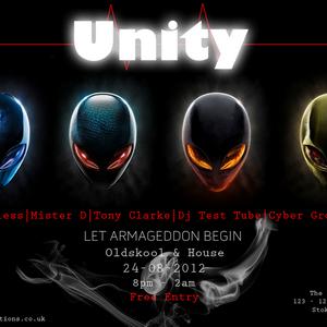 Unity@TheFamousLion - MisterD - 240812