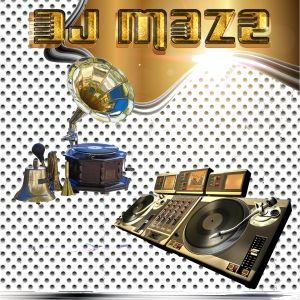 DJ Maze - Old School Nu Skool Mini 01-13-13