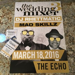 DJ RHETTMATIC'S 'THE WEDDING MIXER 3'-NEW JACK SWING MIX