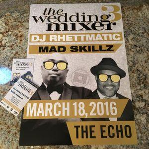 DJ RHETTMATIC'S 'THE WEDDING MIXER 3'-NEW JACK SWING MIX