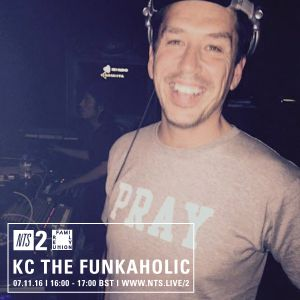 KC The Funkaholic - 7th November 2016