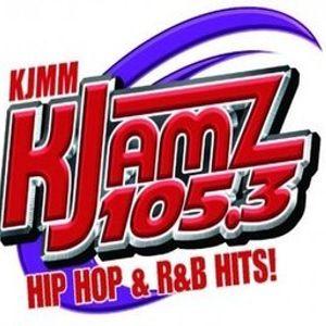 DJ Priority & Big City Show 105.3FM KJAMZ 90s Hip Hop Mix - 10/28/2014