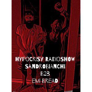 SandroBianchi b2b Emi Bread @ hypocrisy radioshow mad.02.jul.2015