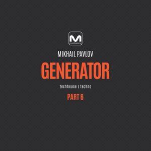 Mikhail Pavlov - Generator 006