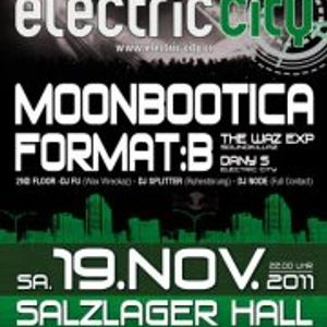 Electric City Mix 19.11.11 by The Waz exp.