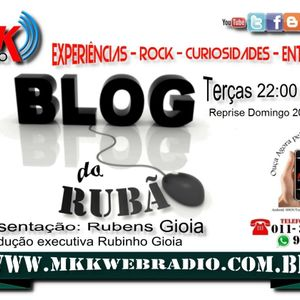 Programa Blog do Rubão 12/07/2016 - Revolução 32