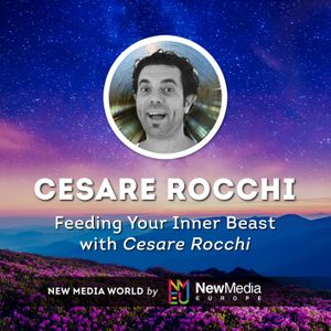 Feeding Your Inner Beast with Cesare Rocchi