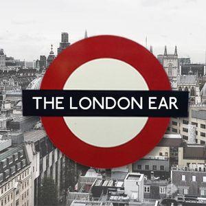 The London Ear 266 // Eoin Glackin + Angela Marray & Paul Lloyd from Strange Fruit Theatre Company