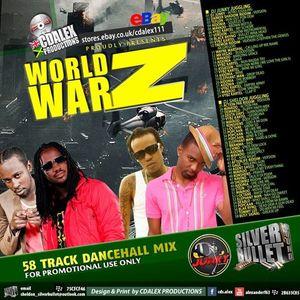 SILVER BULLET SOUND & DJJUNKY - WORLD WAR Z MIXTAPE (2015)