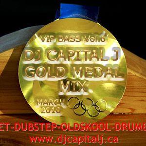 DJ CAPITAL J: GOLD MEDAL MIX (Fidget-Dubstep-DnB)