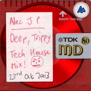 Alec Pritchard - MiniDisc Relics 04 (23-10-2003)