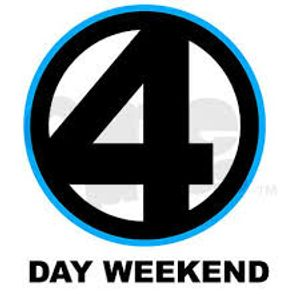 4-Day weekend