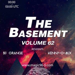 The Basement Vol. 62 - DJ Orange