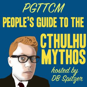 303: Cthulhu Vs Walter Benjamin(Art, Drugs and Socialism)