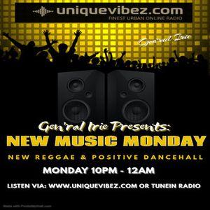 Gen'ral irie - New Music Monday 111119