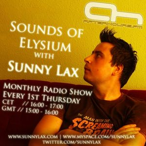 Sunny Lax - Sounds of Elysium 005